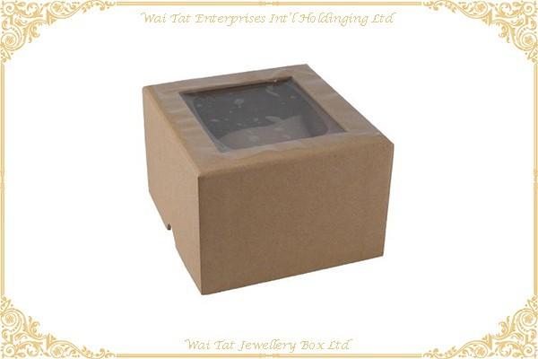 牛皮紙手錶紙盒