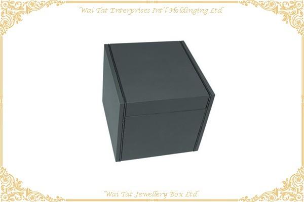 充皮紙手錶木盒
