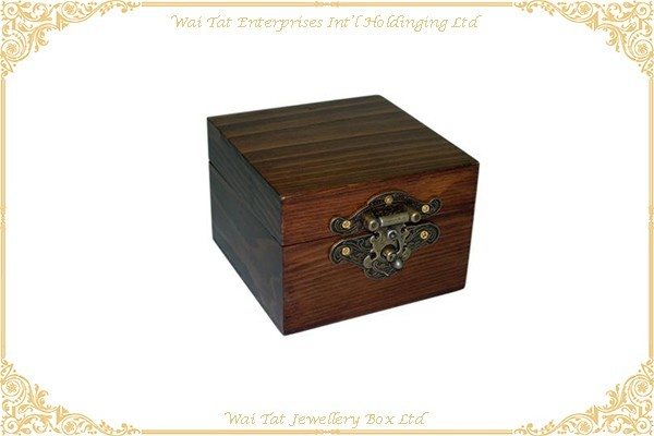 木紋手錶盒