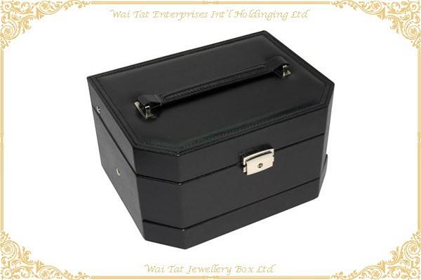 仿皮PU首飾盒