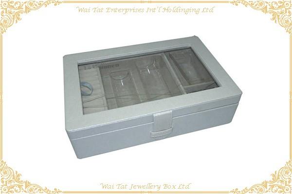 仿皮PU首飾木盒