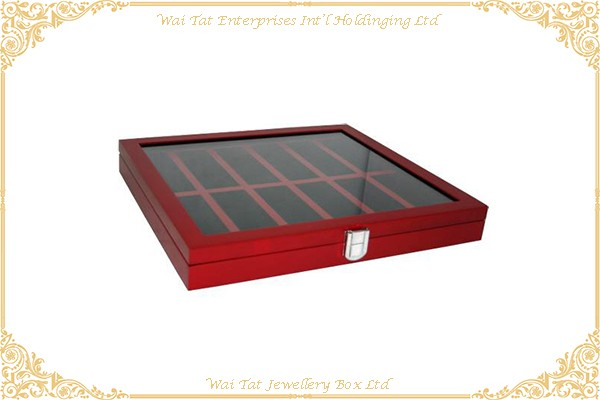 Wood (MDF) With Lacquer Display Box