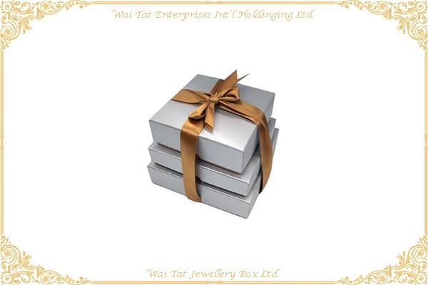 充皮紙包咭紙禮品盒套装