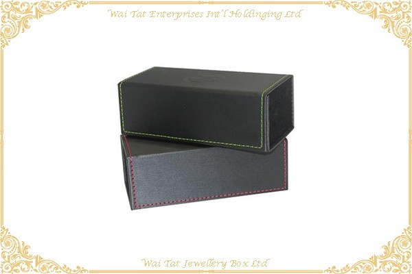 仿皮PU包咭紙禮品盒眼鏡盒
