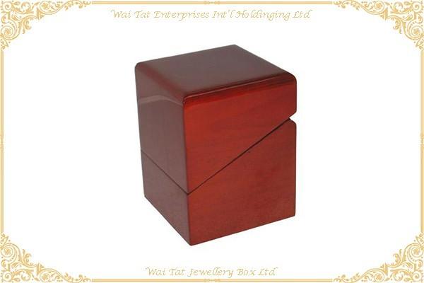 原木噴光油禮品木盒
