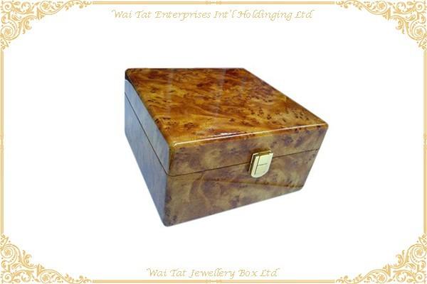 木紋高光噴油禮品木盒