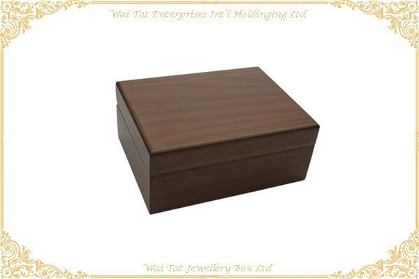 木紋噴油禮品木盒