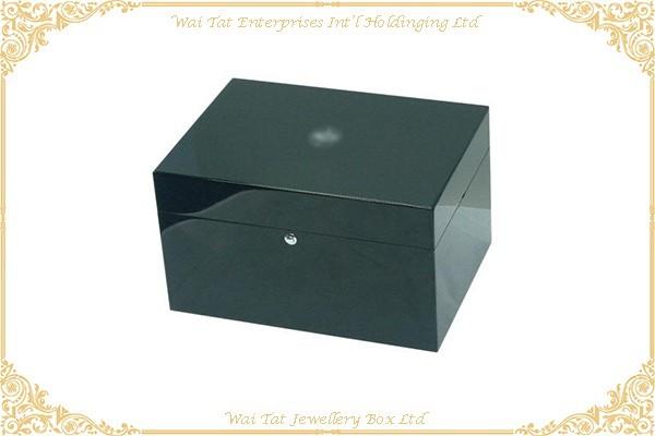 木(MDF)高光噴油禮品盒