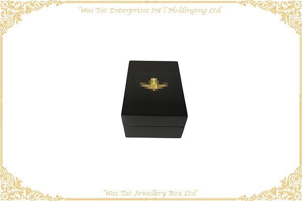 木(MDF)啞光噴油禮品盒