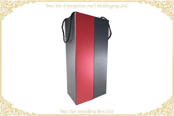 充皮紙包咭紙酒盒