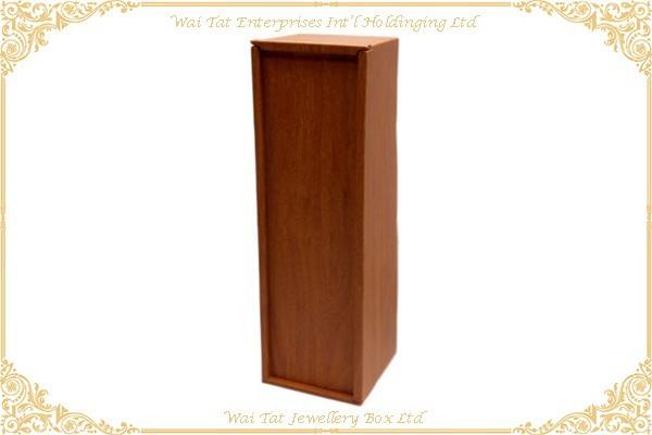 木紋噴油木(MDF)酒盒