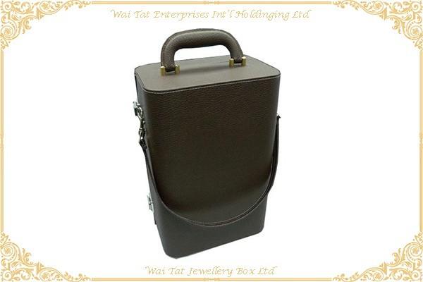 仿皮PU包咭紙酒盒