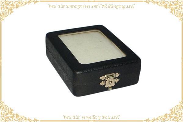 仿皮PU包鐵禮品盒