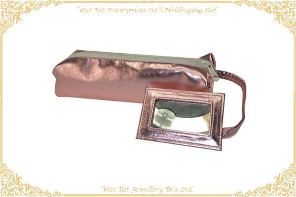 仿皮PU化妝品袋生活用品袋 .