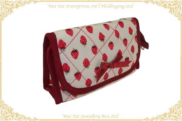 印花布化妆袋生活用品袋