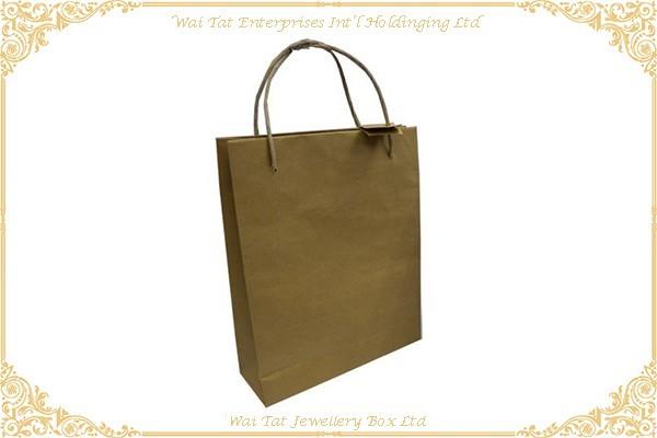牛皮纸購物袋