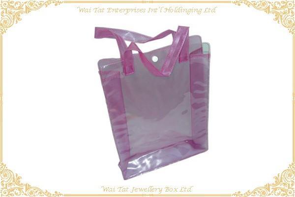 透明PVC軟膠片袋