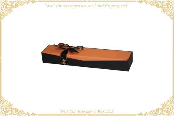 充皮紙包咭紙食禮品盒