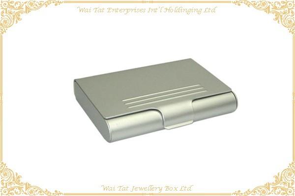 鋁合金禮品盒名片盒