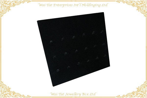 絨布包MDF首飾展示板
