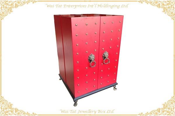 中纖木板展示架禮品盒