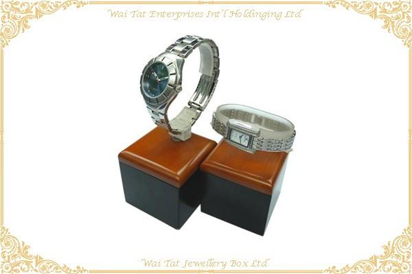 半透明塑膠手錶座
