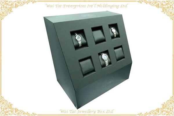 仿皮包中纖木板手錶展架