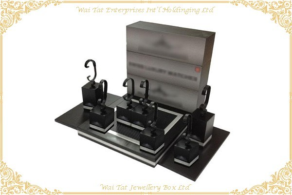 噴油中纎木板手錶展架