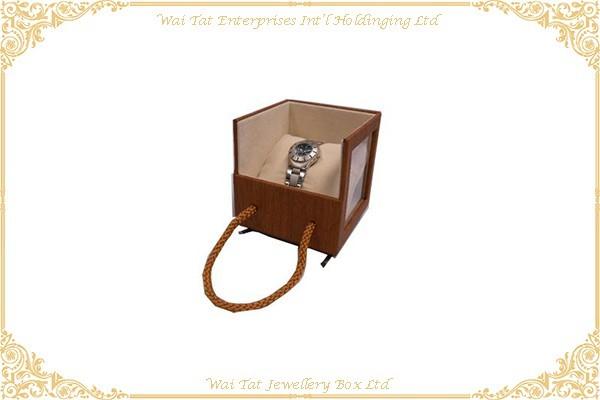 仿皮包咭紙手錶陳列盒