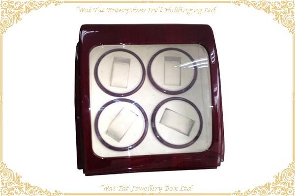 機械手錶自動上發條錶盒
