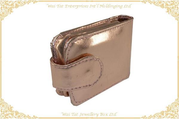 仿皮PU包咭紙唇膏盒