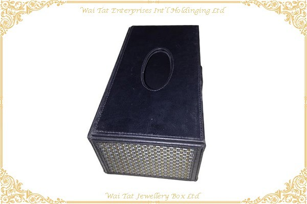 仿皮PU包咭紙紙巾盒