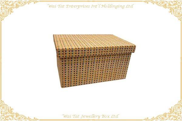 布包咭紙儲物盒