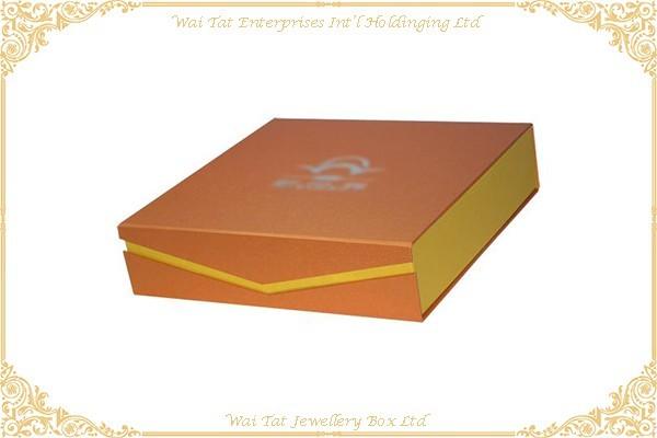 充皮紙包咭紙月餅盒