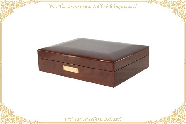 木紋噴油紀念品儲存盒