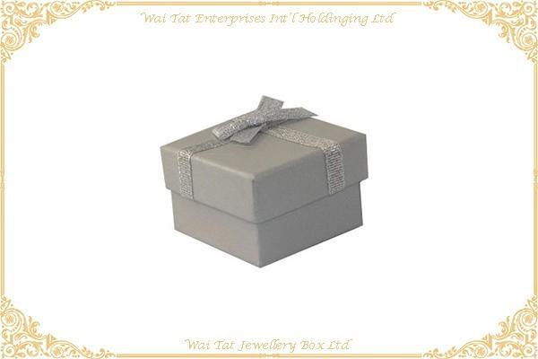 充皮紙包咭紙袖口鈕盒