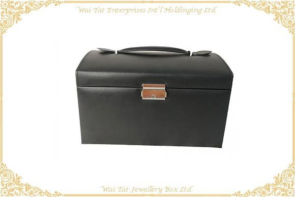 仿皮PU包木(MDF)首飾盒