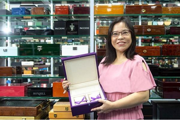 Corp Hub Hong Kong 採訪分享個人成功歷程。