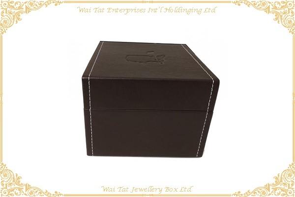 仿皮PU手錶木盒