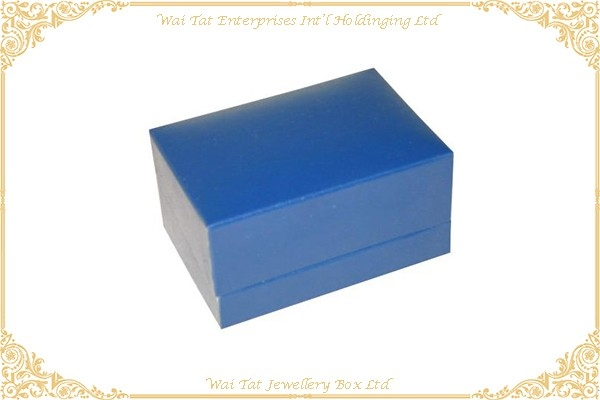Vinyl Paper Wrapped Plastic Jellewery Box