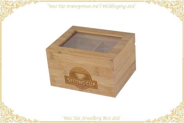 Bamboo Gift / Jewellery / Watch Box