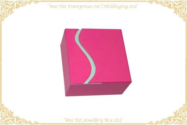 Vinyl Paper Wrapped Jellewery Box