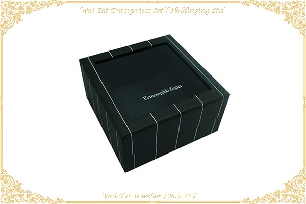 Vinyl Paper Wrapped Cardboard Gift Box