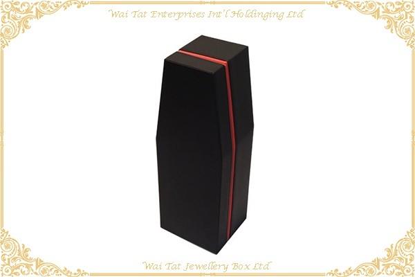 PU Wrapped Cardboard Wine Box