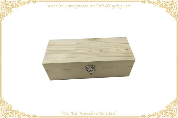 Pine Wood (Real Wood) Wine Box