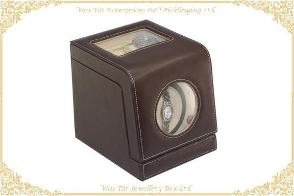 PU Wrapped  (MDF) Watch Winder Box