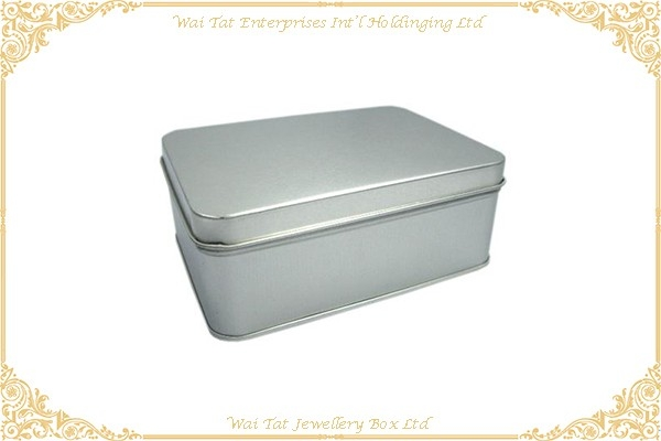 Tin Box For Jewellery, Gift Or Food