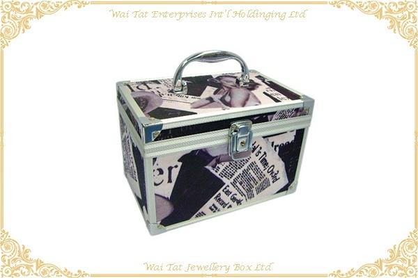 Aluminum Jewellery Box Gift Box