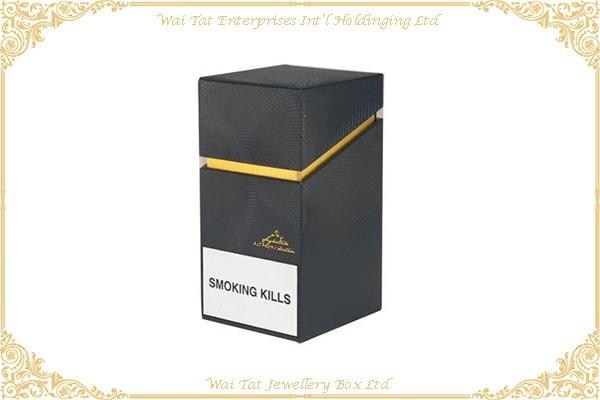 PU Wrapped Wood (MDF) Cigar Box