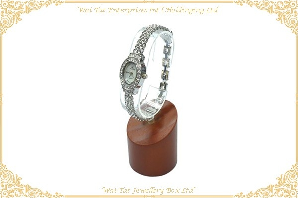 Plastic C Ring Watch Display Stand